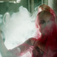 Gwen Stefani dans le clip de son nouveau single Misery, extrait de son album This Is What The Truth Feels Like. Image extraite d'une vidéo publiée sur Youtube, le 31 mai 2016.