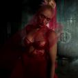 Gwen Stefani sensuelle dans le clip de son nouveau single Misery, extrait de son album This Is What The Truth Feels Like. Image extraite d'une vidéo publiée sur Youtube, le 31 mai 2016.