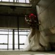 Gwen Stefani mise sur la transparence dans le clip de son nouveau single Misery, extrait de son album This Is What The Truth Feels Like. Image extraite d'une vidéo publiée sur Youtube, le 31 mai 2016.