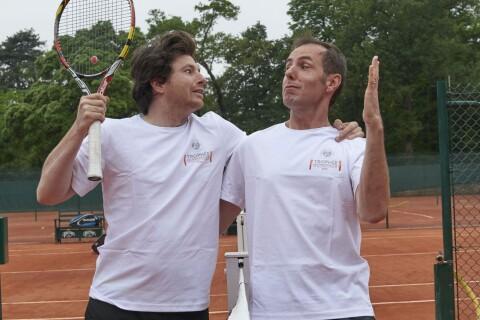 Roland-Garros : Jean Imbert dépossédé du Trophée, Claire Chazal et PPDA réunis