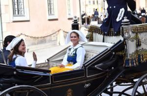 Princesses Victoria, Madeleine, Sofia: Suédoises typiques pour la Fête nationale