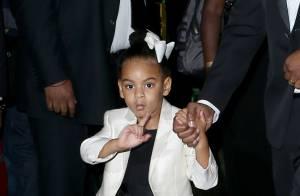 Beyoncé : Icône mode à l'honneur devant Jay Z et leur fille Blue Ivy