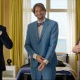 """Florent Manaudou, Camille Lacourt et Fabien Gilot dans le spot publicitaire Andros """"Soirée de gala"""", en 2016"""