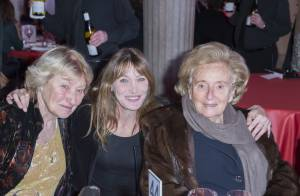 Carla Bruni vue par sa mère : Une ado