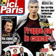 """Couverture du magazine """"Ici Paris"""" en kiosque le mercredi 8 juin 2016"""