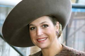 REPORTAGE PHOTOS : La princesse Maxima est un OVNI ! Enfin... surtout son chapeau !