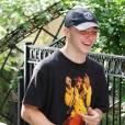 Rocco Ritchie dans les rues de New York, le 1er juin 2016