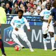 Georges-Kévin Nkoudou - Finale de la coupe de France de football (PSG / OM) au Stade de France le 21 mai 2016. © Dominique Jacovides / Bestimage