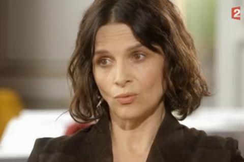 """Juliette Binoche : """"Des gestes déplacés de producteurs, ça m'est arrivé..."""""""