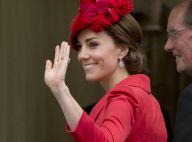 Kate Middleton donne de la couleur au jour J de l'Ordre de la Jarretière