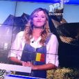 """Coralie Porrovecchio des """"Anges 8"""" invitée dans le """"Mad Mag"""" de NRJ12, lundi 13 juin 2016"""