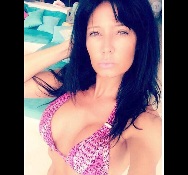 "Nathalie de ""La Villa des Coeurs Brisés 2"" en bikini sur Instagram"