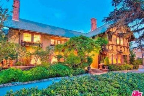 David Arquette : Sa villa est en vente pour 8,5 millions de dollars