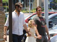 """Peter Facinelli et le mari de son ex-femme Jennie Garth : """"C'est un mec au top"""""""