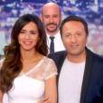 Arthur et Leila Ben Khalifa dans 5 à 7 avec Arthur, le 17 juin 2016.