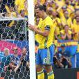 Zlatan Ibrahimovic lors du match Italie - Suède cau Stadium de Toulouse. Toulouse, le 17 juin 2016. © Cyril Moreau/Bestimage