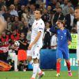 Antoine Griezmann lors du match France - Albanie au Stade Vélodrome à Marseille, le 15 juin 2016. © Cyril Moreau/Bestimage