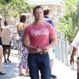 """Jacob Young - Les acteurs de la serie """"Amour, Gloire et Beaute"""" rencontrent leurs fans a Los Angeles le 23/08/2013"""