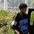 Nick Young à Los Angeles le 19 avril 2016