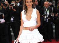 """Lucie Lucas portera une très """"vieille"""" robe pour son prochain tapis rouge..."""