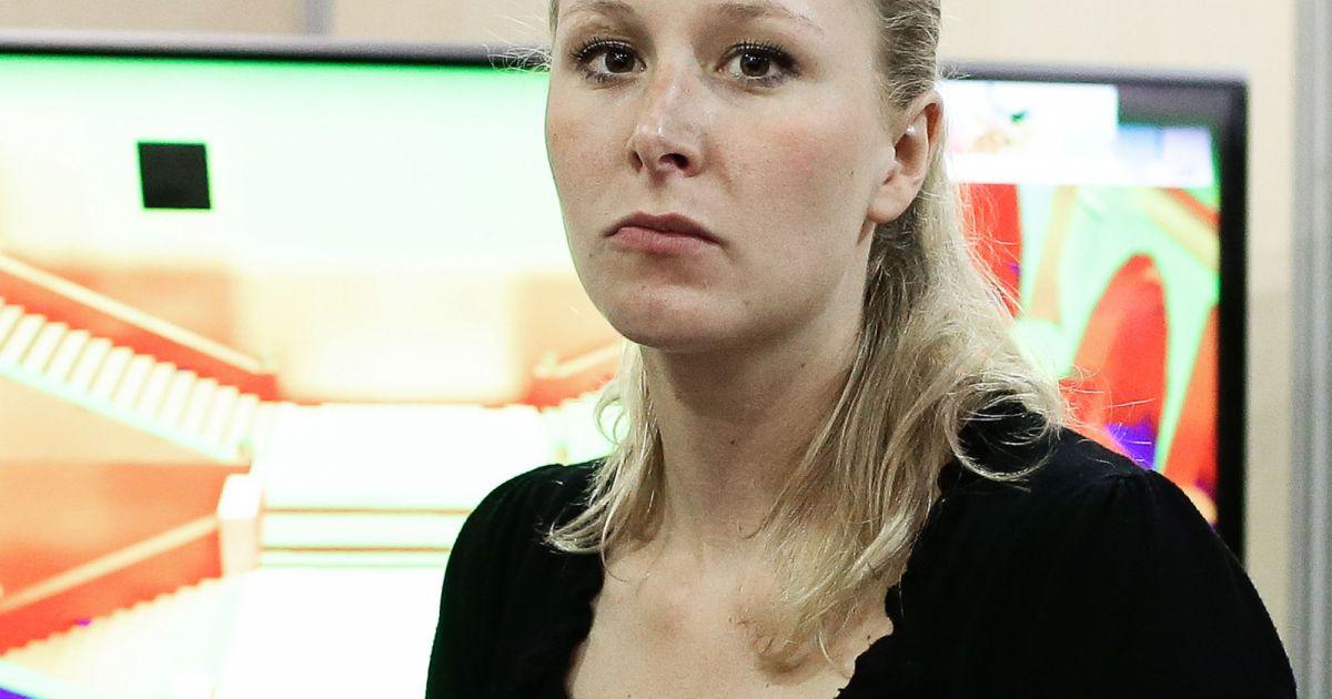 Marion Mar 233 Chal Le Pen Deux Ans Apr 232 S Son Mariage Elle