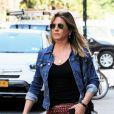 Jennifer Aniston se promène à New York le 17 juin 2016.
