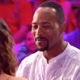 Charlotte Namura demandée en mariage par Jean-Luc (Star Ac) sur le plateau de 5 à 7 avec Arthur, le 24 juin 2016.