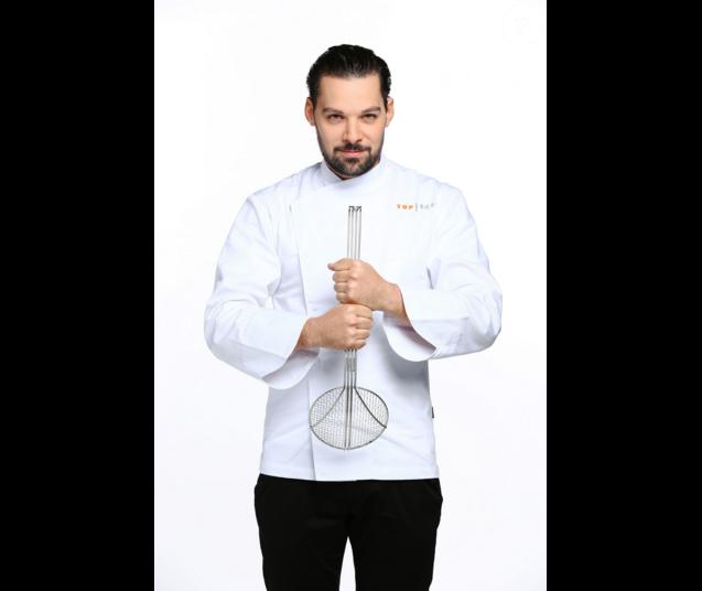 Xavier pincemin top chef 2016 bient t chef pour gordon for Cuisine xavier laurent