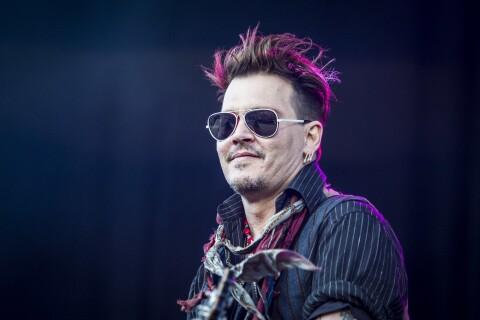 Johnny Depp, bouffi : Première interview depuis les accusations d'Amber Heard