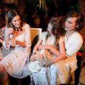 Alessandra Ambrosio et Milla Jovovich : Stars de la Fashion Week de Berlin