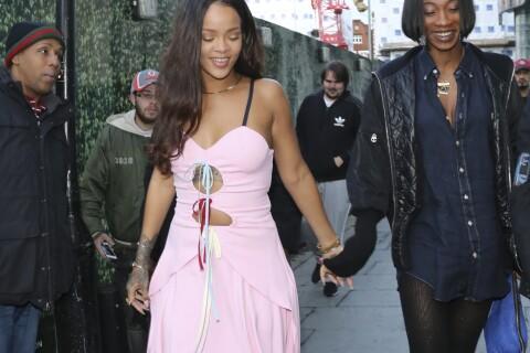Look de la semaine : Rihanna et Kendall Jenner s'affrontent