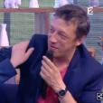 """Stéphane Bern et Benoît Chaigneau, le 1er juillet 2016 dans """"Comment ça va bien ?"""" sur France 2."""