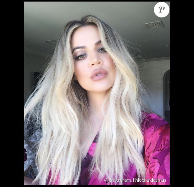 Khloé Kardashian a publié une photo d'elle sur sa page Instagram, le 3 juillet 2016.