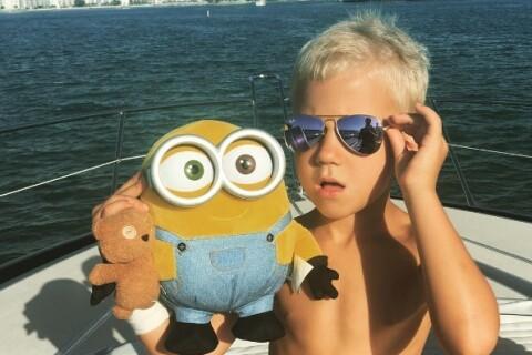Justin Bieber : Son frère Jaxon a bien grandi et lui ressemble trait pour trait