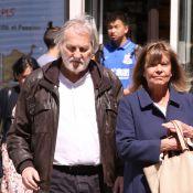Mort de Roger Dumas : Les adieux de Jean-Jacques Debout et sa femme Chantal Goya
