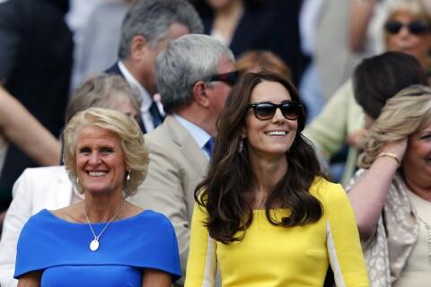 Kate Middleton radieuse à Wimbledon, quand sa soeur Pippa profite de son chéri