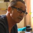 """Antoine Griezmann et ses proches s'expriment dans """"Sept à Huit"""" sur TF1. Le 10 juillet 2016. Ici Alain, son père."""