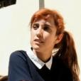 """Antoine Griezmann et ses proches s'expriment dans """"Sept à Huit"""" sur TF1. Le 10 juillet 2016. Ici Maud sa soeur."""