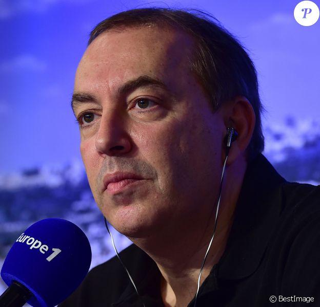 Exclusif - Jean-Marc Morandini - Journée spéciale du 60ème anniversaire de la radio Europe 1 à Paris le 4 février 2015.