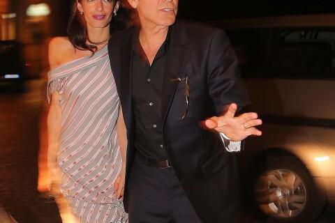 George Clooney : Sa femme Amal et lui menacés par un déséquilibré...