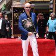Pitbull (Armando Christian Perez) inaugure son étoile sur le Walk Of Fame à Hollywood. Los Angeles, le 15 juillet 2016.© Clinton Wallace/Globe Photos via Bestimage