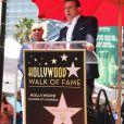 Pitbull (Armando Christian Perez), Tony Robbins -Pitbull (Armando Christian Perez) inaugure son étoile sur le Walk Of Fame à Hollywood. Los Angeles, le 15 juillet 2016.