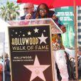 Pitbull (Armando Christian Perez), Lil Jon -Pitbull (Armando Christian Perez) inaugure son étoile sur le Walk Of Fame à Hollywood. Los Angeles, le 15 juillet 2016.