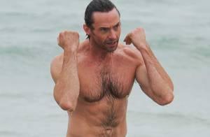 REPORTAGE PHOTOS : Hugh Jackman, à 40 ans un super beau mec... et c'est tout !