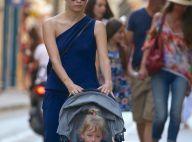 Natasha Poly : Divine à Saint-Tropez avec sa fille magnifique !