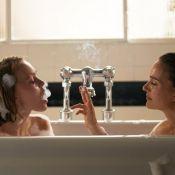 """Lily-Rose Depp et Natalie Portman dans une baignoire : """"Planetarium"""" se dévoile"""
