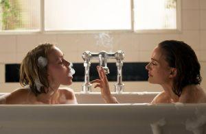 Lily-Rose Depp et Natalie Portman dans une baignoire :