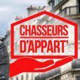 """Visuel de l'émission """"Chasseurs d'appart'"""""""