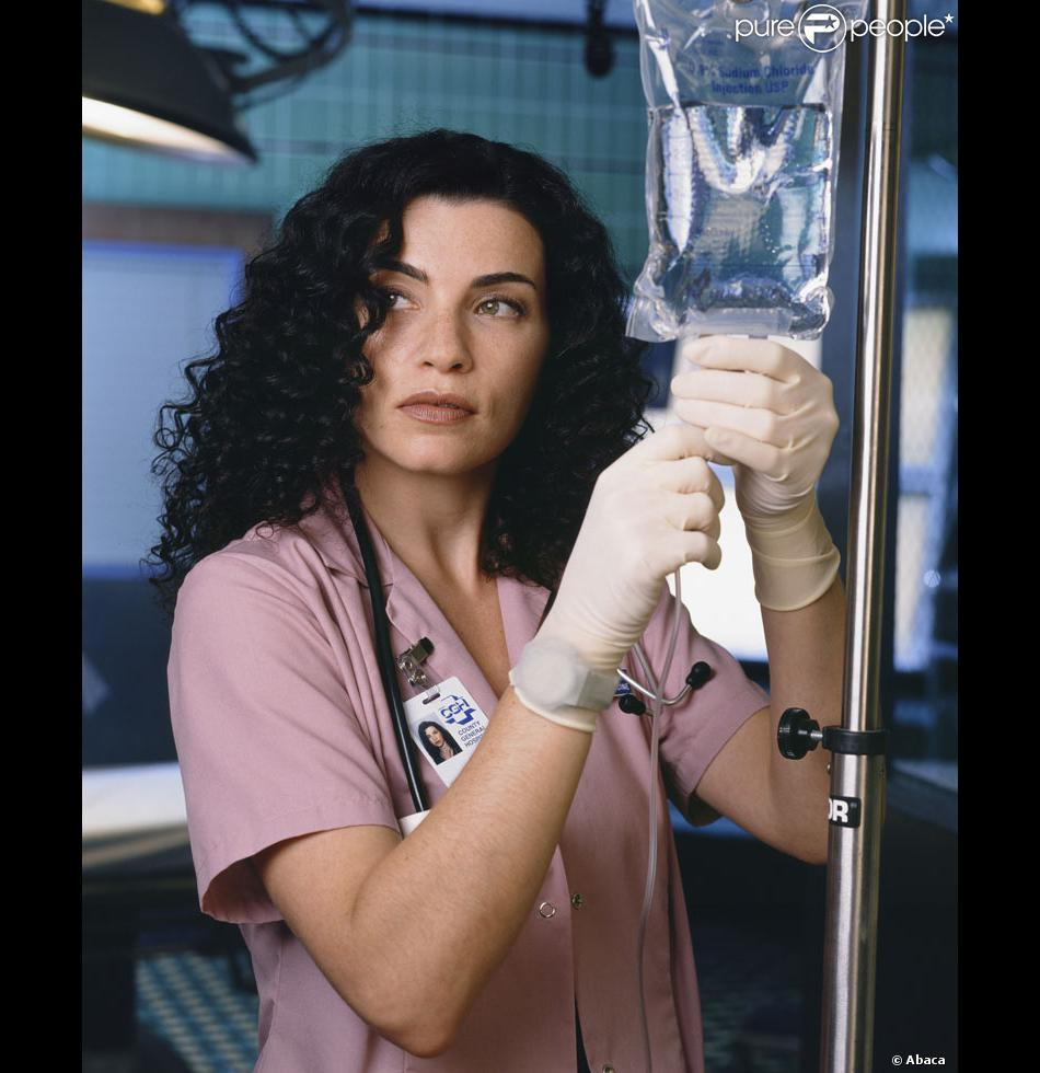 Julianna Margulies urgences