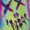 Affiche de Suicide Squad.